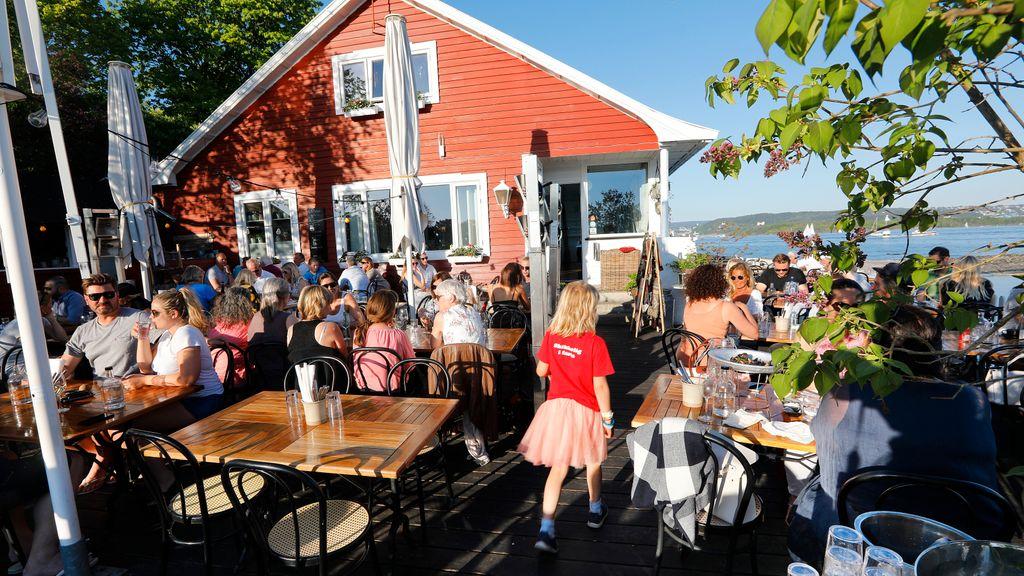 Lille Herbern Lille Herbern Restaurantguiden Fra Osloby