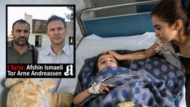 Sara (8) mistet benet. Ingen tør å fortelle henne hva som har skjedd med storebroren.