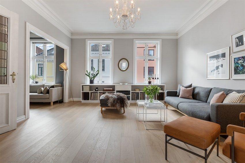 dc8bb6e3 Denne leiligheten ble solgt for 2,5 millioner over prisantydning - Bergens  Tidende