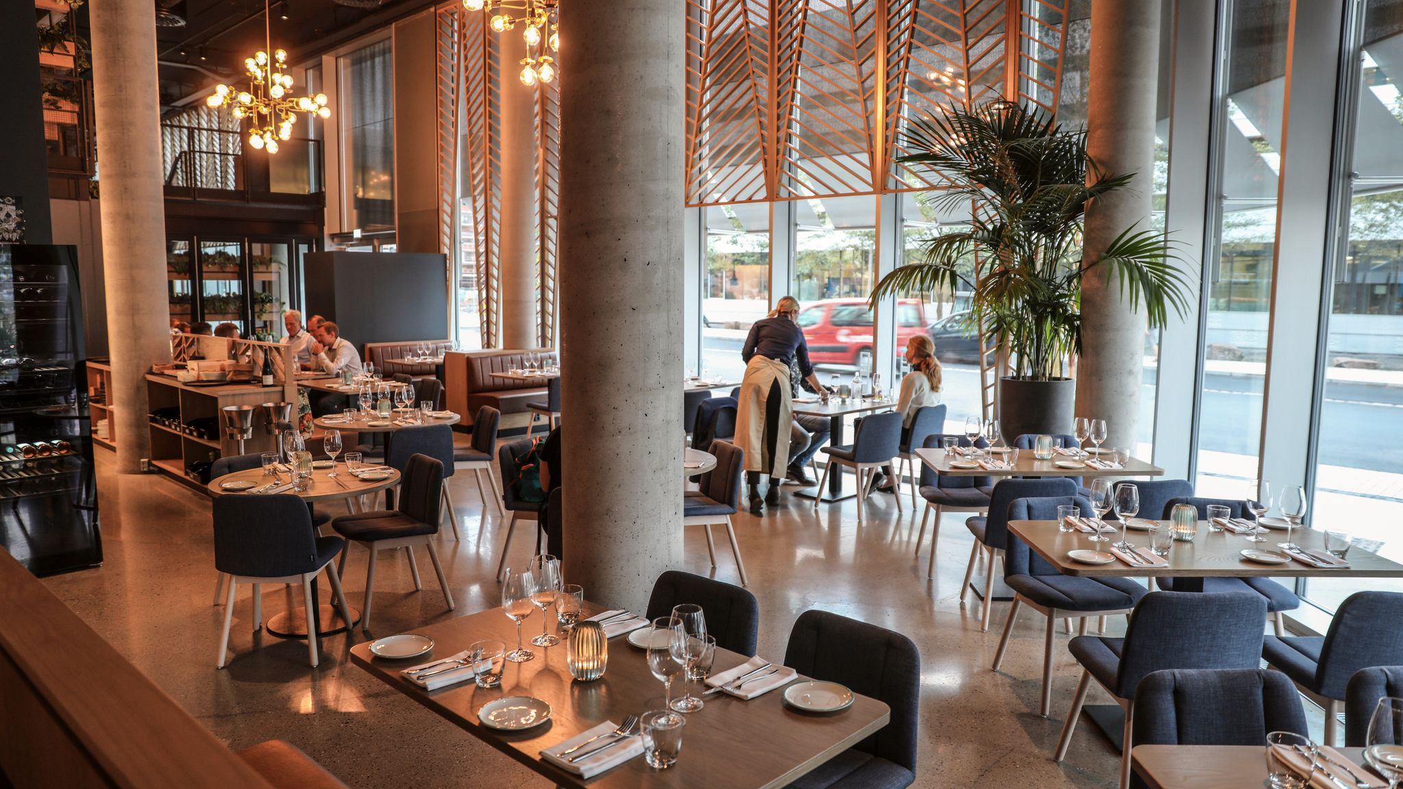 a41c9be4 De hotteste restaurantene akkurat nå — En liste i restaurantguiden fra  Osloby