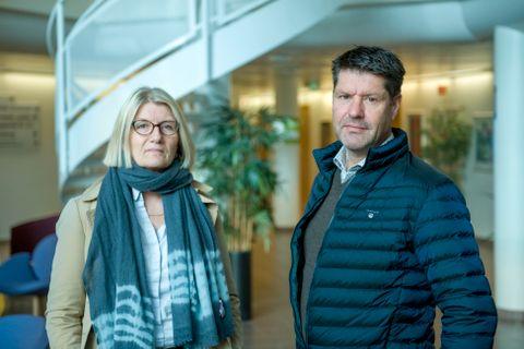 Klinikksjef Helle Schøyen og assisterende klinikksjef Sølve Braut mener Stavanger universitetssjukehus gjorde nok da man fryktet at Siw skulle dø av en overdose eller bli drept av noen i miljøet.