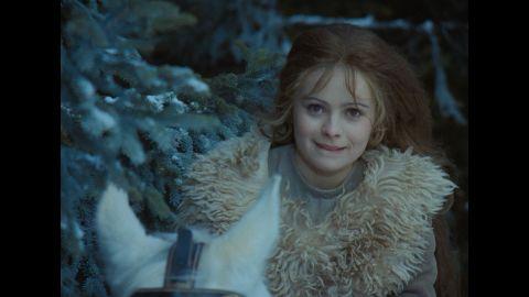 FILM: Libuse Safránková som Askepott har en egen plass i nordmenns hjerter.