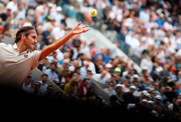 1098e330 Ingen herrer har vunnet flere Grand Slam-titler enn Roger Federer (20).