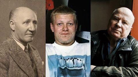 Hans Hannevig (1887–1989) ble dømt for økonomisk landssvik. Viggo Kristiansen ble dømt for drap. Fredrik Fasting Torgersen (1934–2015) ble dømt for drap. Sakene mot dem er alle gjengangere hos Gjenopptakelseskommisjonen.