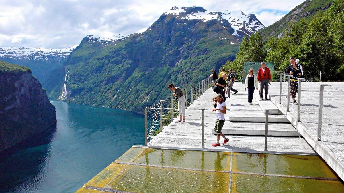 rasteplasser norge kart For få toaletter og for få rasteplasser   Aftenposten rasteplasser norge kart
