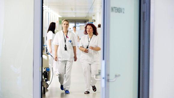 61fd2ec9 80 prosent av norske sykepleiere trives i jobben - Aftenposten