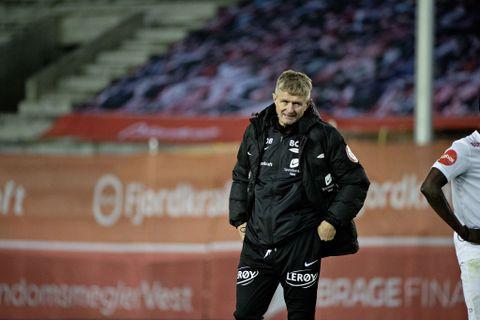 TRENER: Lars Arne Nilsen