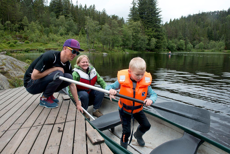 Stor aktivitetsguide: Syv ting hele familien kan gjøre gratis i Bergen