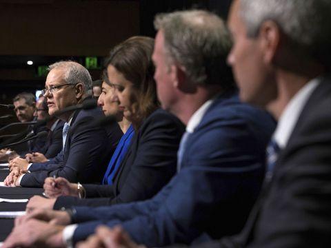 Australia slutter seg til USA-ledet styrke i Hormuzstredet