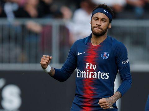 PSG-stjernen Neymar ryktes å være på vei tilbake til Barcelona.