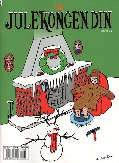 7bebfac4 Vi har anmeldt årets julehefter - Stavanger Aftenblad