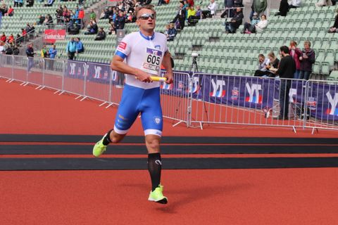 Petter Northug løp Mosvik inn til femteplass, men hadde håpet på pallen.