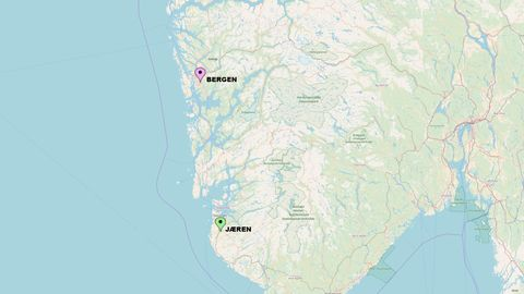 JÆREN: Jæren er et område i fylket Rogaland. Det ligger cirka 20 minutter utenfor Stavanger.