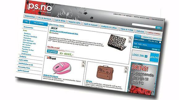 00a077d6 Kvinner blir stadig mer opptatt av teknologi. Nå får de en egen nettbutikk  spesialtilpasset deres behov.