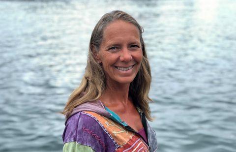 EKSPERT PÅ PLAST I HAVET: Marianne Olsen er marinbiolog og forskningsleder for miljøgifter på NIVA (Norsk institutt for vannforskning).
