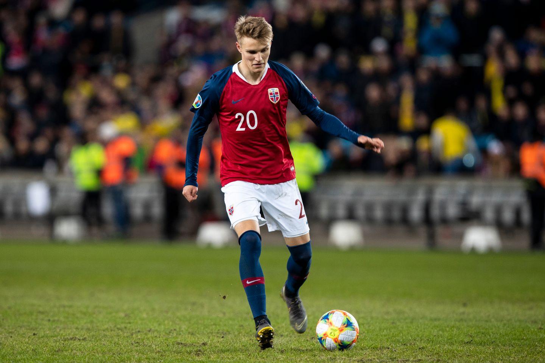 Spansk avis: Ødegaard kan ende i tysk toppklubb