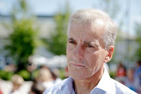 LEDER: Jonas Gahr Støre er leder for det største partiet i Norge, Arbeiderpartiet.