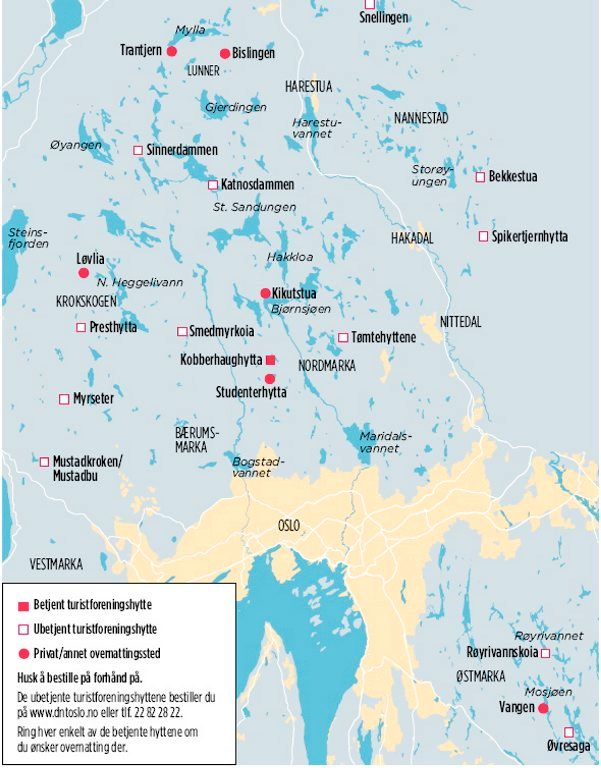 kart over bekkestua Ny design i gammel hytte   Aftenposten kart over bekkestua