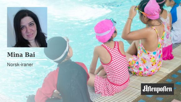 602aa24f Burkini på barn er fremgang for islamisme - og tilbakeslag for likestilling  | Mina Bai