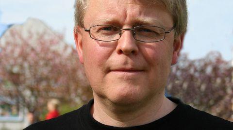 EKSPERT: Kjartan Olafsson vet mye om verdensrommet.