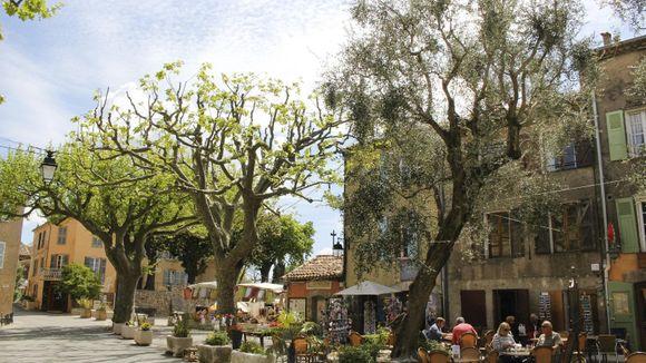 b0c7b6f92 Glem den franske rivieraen - besøk landsbyene i Provence - Aftenposten