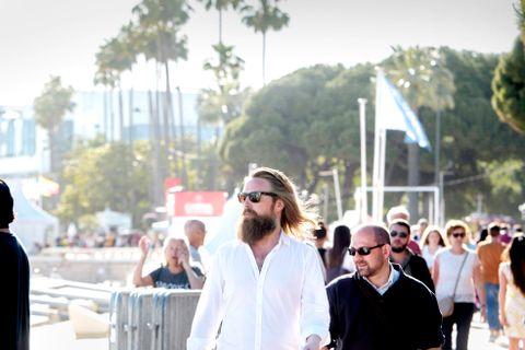 CANNES: Tom Kjeseth trives i det pulserende livet som kjennetegner filmfestivalen i Cannes.