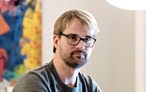 SKOLEBYRÅD: Roger Valhammer (Ap) er den øverste sjefen for alle skolene i Bergen kommune.