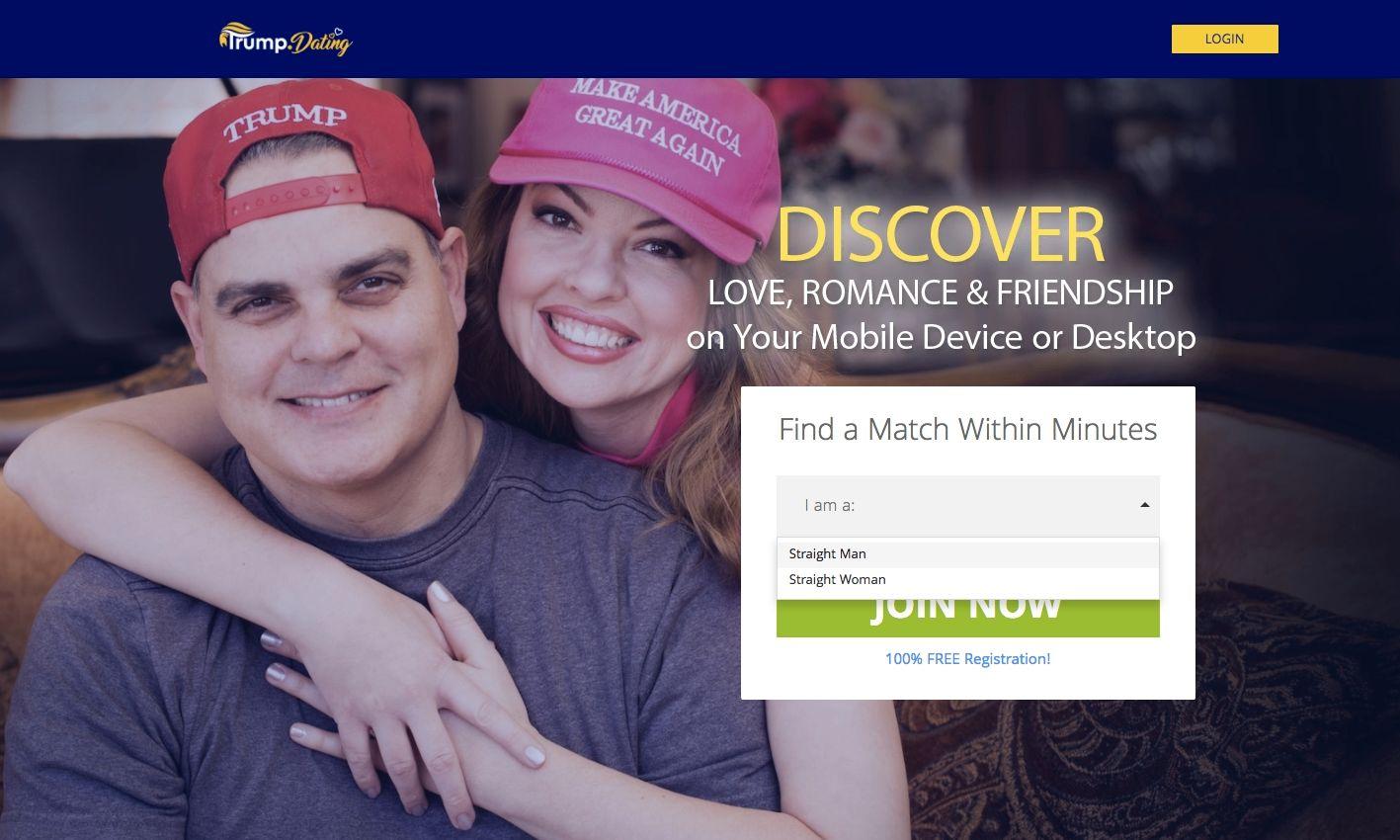 dating registrere deg
