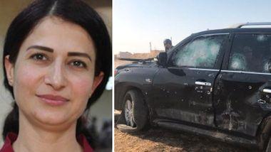 Kurdere hevder topp-politiker ble henrettet av tyrkiskstøttede leiesoldater