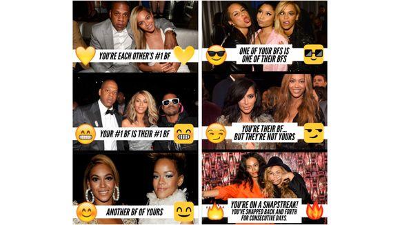 Hva betyr de nye Snapchat symbolene?