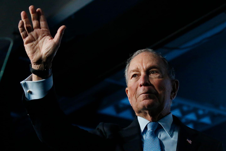Bloomberg åpner for å skrote taushetspliktavtaler
