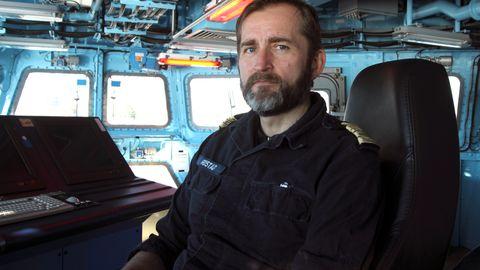 KNM «Helge Ingstad» klar for Syria-oppdrag - Bergens Tidende