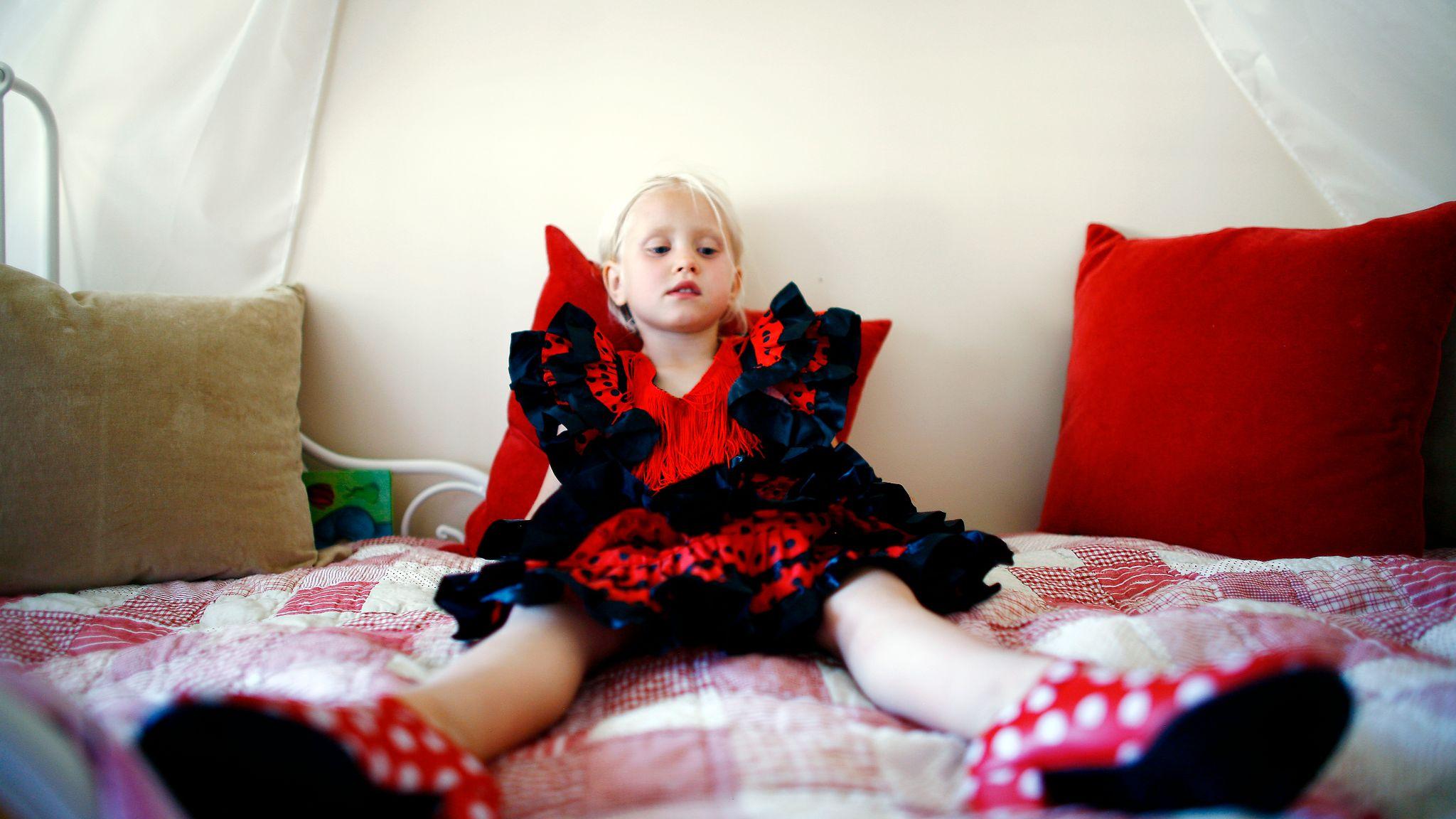 2ccf4cb7 For mye kommentarer om utseende kan føre til at små barn tidlig blir  opptatt av kropp, mener barnepsykolog. Illustrasjonsbilde. Johannessen, Sara