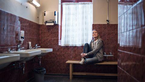 Her på Østmarka i Trondheim fikk Ingeborg Senneset behandlingen som gjorde at hun overlevde spiseforstyrrelsene.
