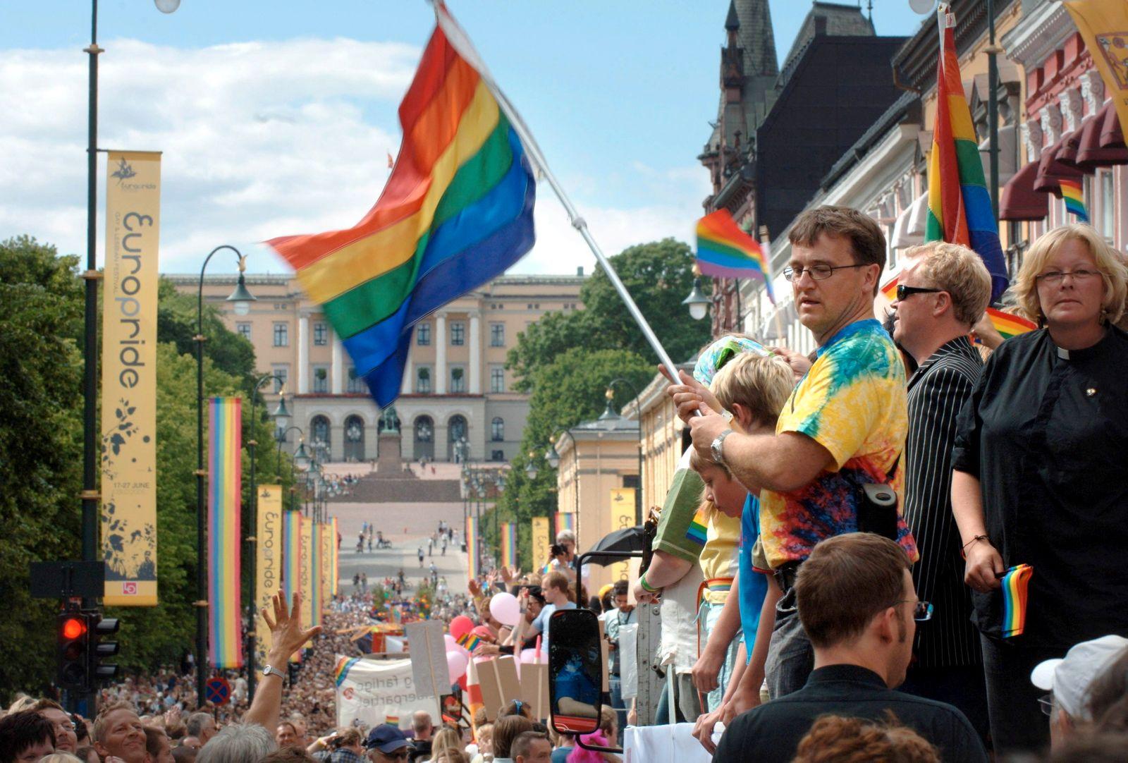 Homofil kjønn fest NYC