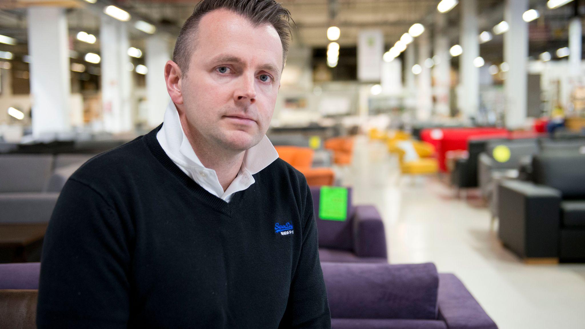 Storslått Gründer får ikke møblere gammel bilbutikk - Stavanger Aftenblad ZA-25