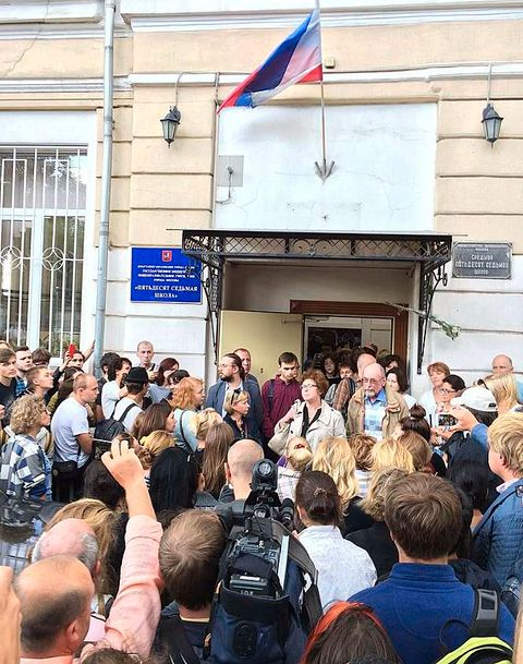 Lrere Ved Moskvas Toppskole Hadde I Revis Sex Med -4455
