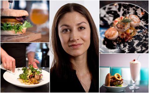 VURDERER: På ukentlig basis spiser BTs anmelder Amanda Bahl seg gjennom restaurantene i Bergen og omegn. Noen ganger gir det full pott og seks hjerter. Andre havner i den andre enden av skalaen