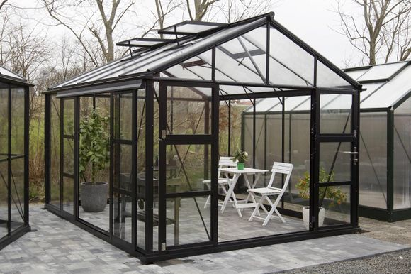 Moderne Vurderer du å skaffe deg drivhus? Da bør du lese dette! - Aftenposten CS-34