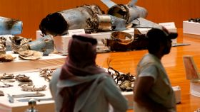 Saudi-Arabia: Alle funn «peker mot Iran»