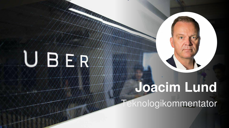 Uber lund