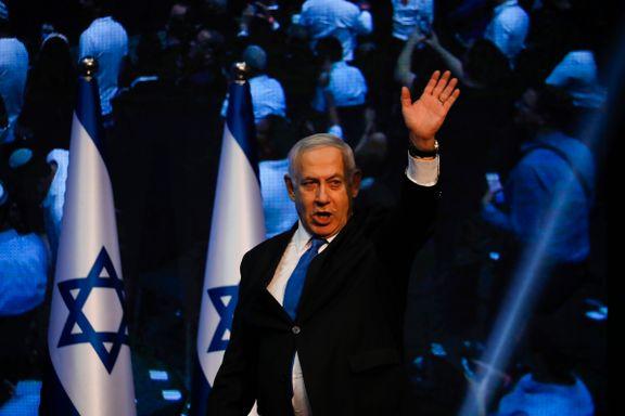 Aftenposten mener: Klokken tikker for Netanyahu