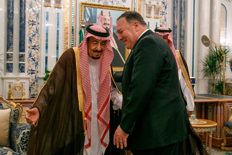 Trump innfører sanksjoner mot Irans øverste leder