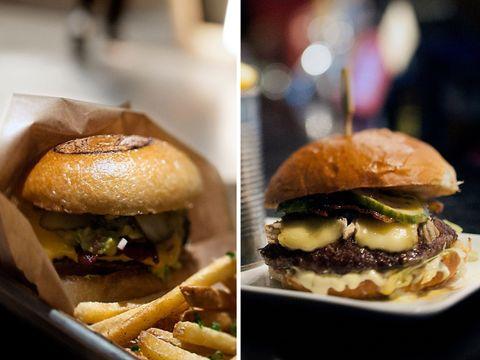 VINNERNE: Holy Cow og Royal Gourmetburger & Gin er testens to vinnere.