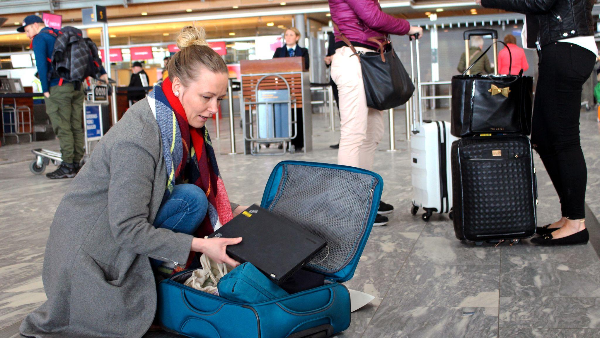 1ea25bed PAKKE PAKKE PAKKE: Ta med deg et ekstra pakketriks eller to i kofferten.  Kristine Grue Langset
