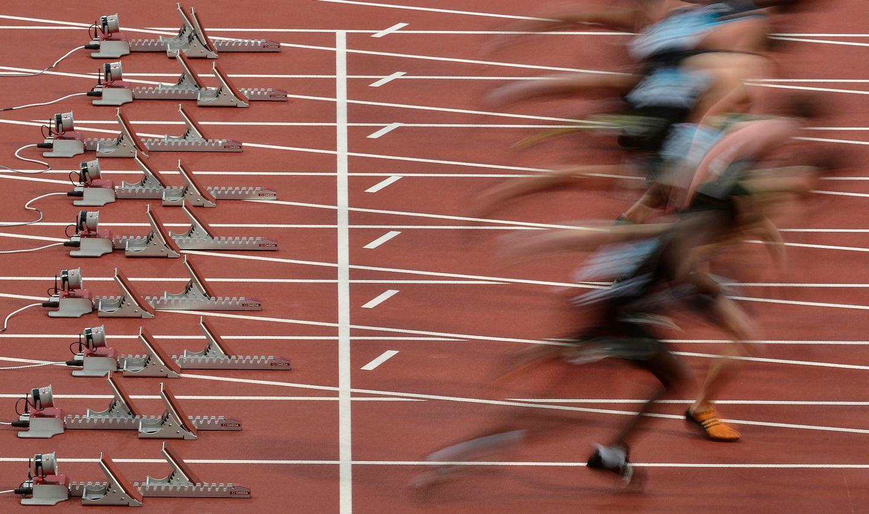 100 meter doping