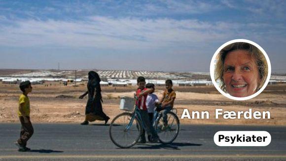 dc92de1d Nei, det er ikke best å hjelpe flyktningene der de er   Ann Færden ...
