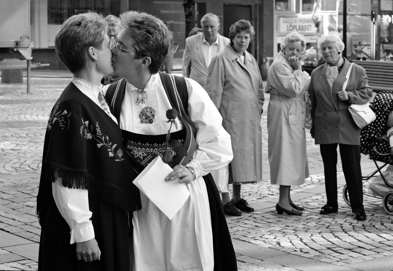 lesbisk sex partiet bilde