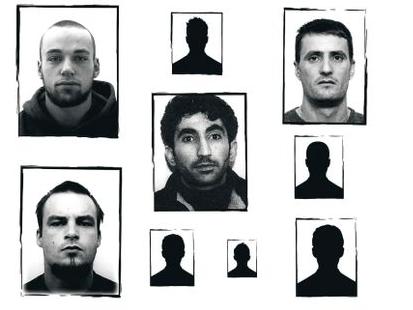 Disse er Norges mest ettersøkte menn