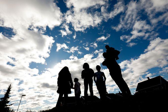 57de39a13 Fire barn er tilbake hos foreldrene etter plassering i ...